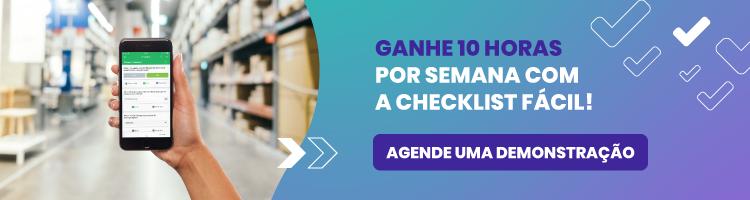 Ganhe 10 Horas por Semana com Checklist Fácil - Agende Demonstração