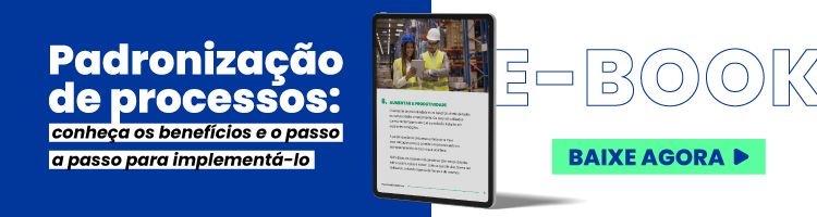 ebook padronizacao de processos