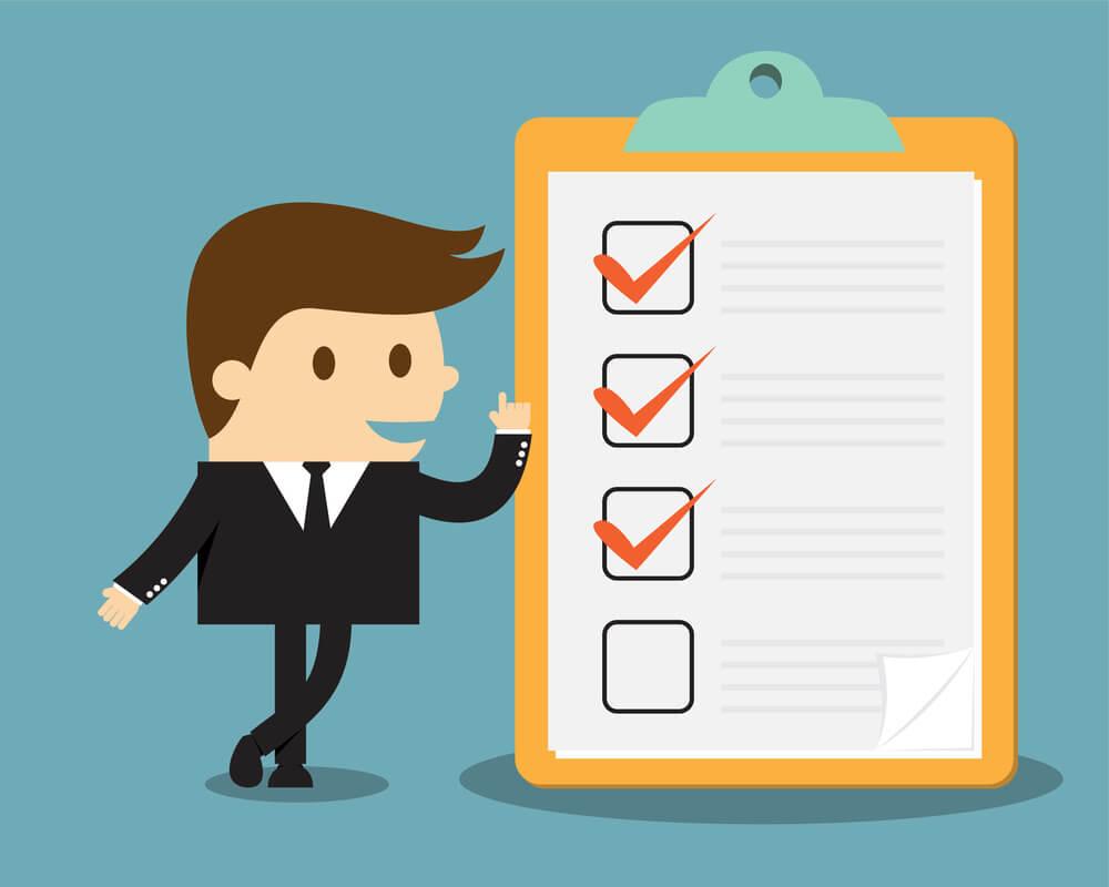 4 funções de checklists e por que são fundamentais para sua empresa
