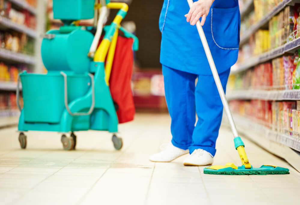 Descubra agora por que a limpeza nos supermercados é fundamental