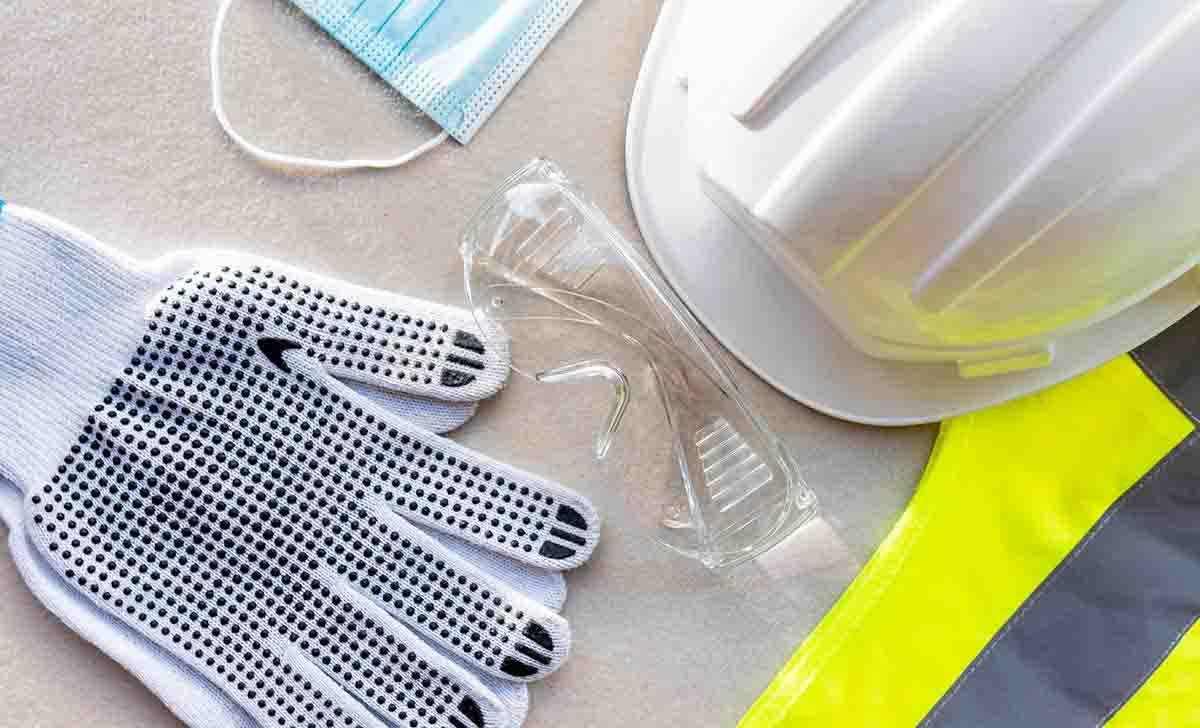 Exemplos de EPI que ajudam na segurança do trabalhador