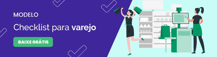 Checklist para Varejo