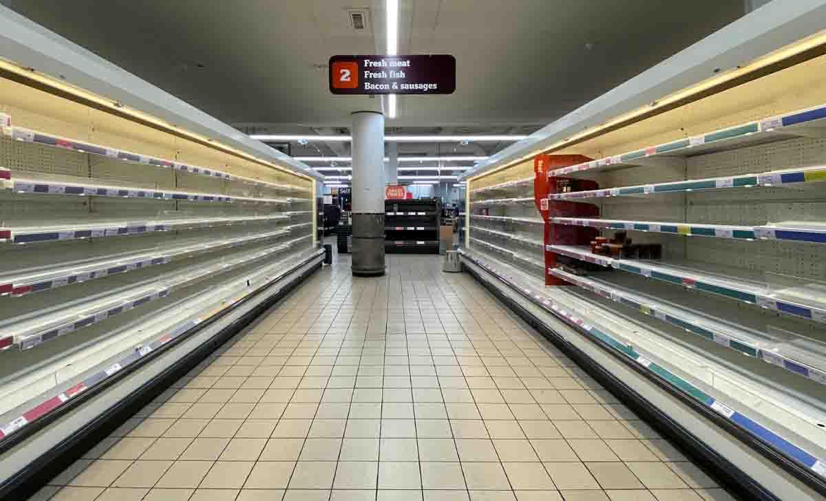 fiscalização sanitária em supermercados